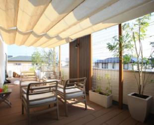 第20回庭空間施工例コンテスト 5th ROOM部門 金賞受賞のイメージ